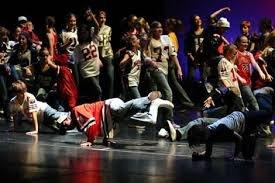 Появление хип-хоп музыки и би-боинга