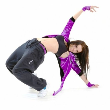 На чем основаны хип-хоп танцы?